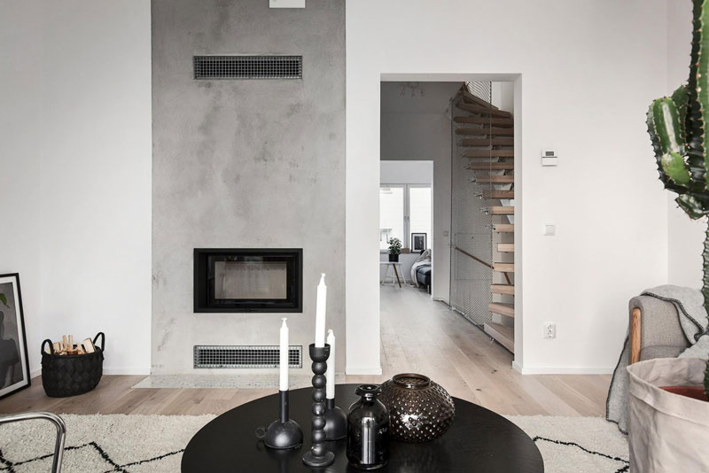 make fireplace focal point 07