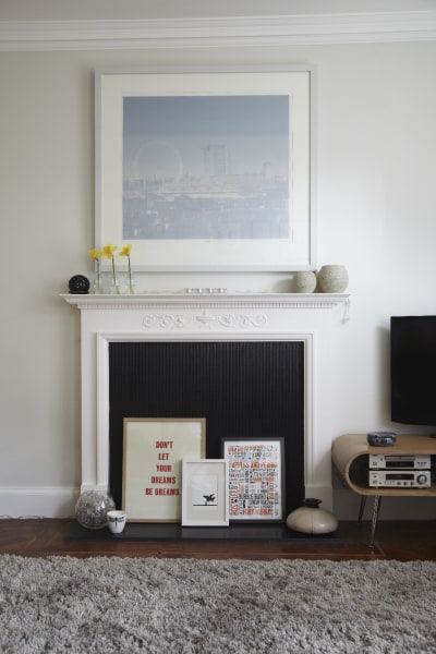 make fireplace focal point 11