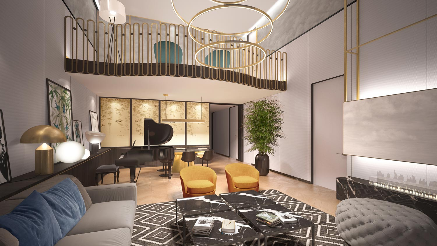 Modern Luxury Living Room Interior Design Beijing A Designer At Heart Interior Design Consultant Specialised In Serviced Accommodation